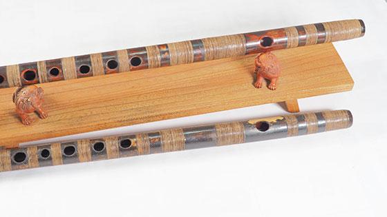 お囃子など民俗芸能に関わる人におすすめな篠笛