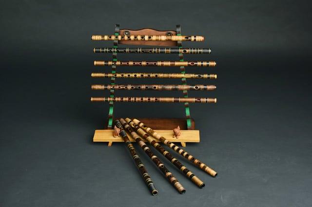 手作りの篠笛