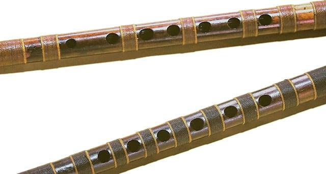 篠笛の指孔