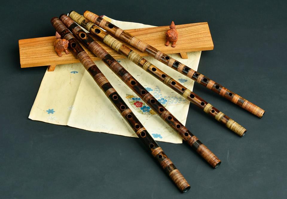 初めての篠笛は専門の眞風におまかせください
