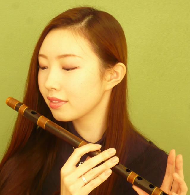 吹きやすい篠笛